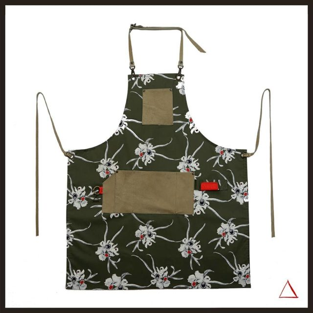 🛍 Grembiule mod. FIORI LIMITED EDITION Stampa con colori naturali su tessuto 100% cotone e tasche in pelle vintage. Per informaxioni: 📞 +39 328 3445545 📧 info@borderlinedelta.com •••••••••••••••• 🛍 Apron mod. FLOWERS LIMITED EDITION Natural color print on 100% cotton fabric and vintage leather pockets. For information: 📞 +39 328 3445545 📧 info@borderlinedelta.com  #custommade #baristaapron #barberapron #bartenderapron #mixologistsapron #instapic  #leatherapron #leathercraft #craftsmanship #apron #cookingapron #bbqapron #grillaapron #lederschürze #lerenschort  #grilling #grillchef #fattoamano #grembiulepersonalizzato #artigianatoitaliano #artigianatomadeinitaly #barbershop #barberapron #flairb #locali